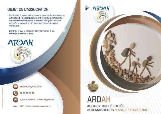 plaquette ardah p1 Association ARDAH