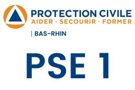 PSE1 Protection Civile 67