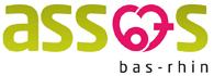 Logo des associations du Bas-Rhin